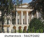 london  regency period mansion...   Shutterstock . vector #566292682