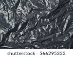 close up fragment of a crumpled ... | Shutterstock . vector #566295322