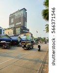 pattaya  thailand   circa... | Shutterstock . vector #566371546