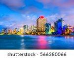 san juan  puerto rico resort... | Shutterstock . vector #566380066