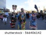 toronto   november 5  native... | Shutterstock . vector #566406142