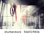 modern medicine cardiology...   Shutterstock . vector #566519836