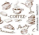 sweet paper | Shutterstock .eps vector #56652217