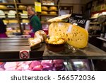 Cheese Shop In Amsterdam  The...