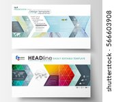 business templates in hd format ... | Shutterstock .eps vector #566603908