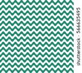 green stripes. wavy lines of... | Shutterstock .eps vector #566635495