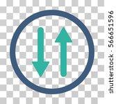 arrows exchange vertical... | Shutterstock .eps vector #566651596