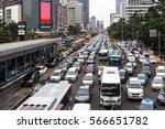 jakarta  indonesia   january 27 ... | Shutterstock . vector #566651782