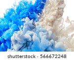 abstract paint splash isolated... | Shutterstock . vector #566672248