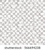 vector seamless pattern of...   Shutterstock .eps vector #566694238