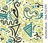 hand drawn vector abstract...   Shutterstock .eps vector #566752195