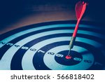 dart is an opportunity ... | Shutterstock . vector #566818402