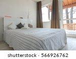 scandinavian interior....   Shutterstock . vector #566926762