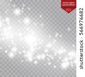 magic light vector effect. glow ... | Shutterstock .eps vector #566976682