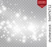 magic light vector effect. glow ... | Shutterstock .eps vector #566976712