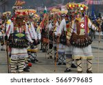 pernik  bulgaria   january 29 ... | Shutterstock . vector #566979685