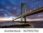 Verrazano Narrows Bridge In...