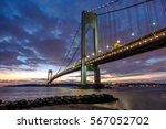 Verrazano Narrows Bridge In...