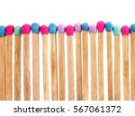 colorful matches perfectly... | Shutterstock . vector #567061372