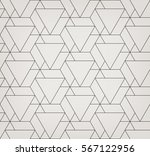 seamless linear pattern with...   Shutterstock .eps vector #567122956