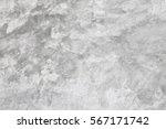grunge concrete wall background. | Shutterstock . vector #567171742