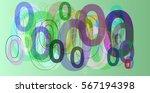 0 number template pattern | Shutterstock .eps vector #567194398