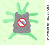 antibiotics resistance concept...   Shutterstock .eps vector #567197266