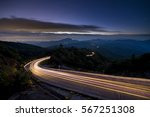 highway road in the mountain at ... | Shutterstock . vector #567251308