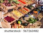Big Choice Of Fresh Fruits And...