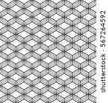 seamless geometric pattern    Shutterstock .eps vector #567264592