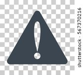 warning error vector icon....