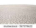 Soil Drought Cracks Texture...