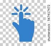 click vector pictogram....