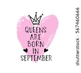 vector illustration  queens are ... | Shutterstock .eps vector #567460666