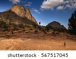landscape around historical... | Shutterstock . vector #567517045