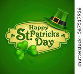 St. Patrick Day Poster....