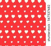 seamless pattern of white...   Shutterstock .eps vector #567537682