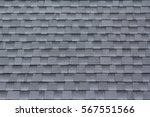 Roof Shingles Background And...