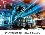industrial zone  steel... | Shutterstock . vector #567556192