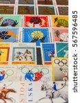 world   circa 1950 2000 ... | Shutterstock . vector #567596485
