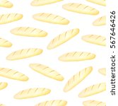 hand drawn watercolor loafs of...   Shutterstock . vector #567646426