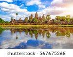 Angkor Wat Temple  Siem Reap In ...