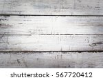 white old wood panel with dark... | Shutterstock . vector #567720412