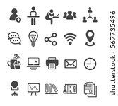 Co Working Space Icon
