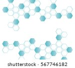 abstract medical background .... | Shutterstock .eps vector #567746182