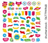 web banners and labels. special ...   Shutterstock .eps vector #567794968