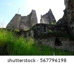 likava castle  slovakia | Shutterstock . vector #567796198