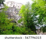 likava castle  slovakia | Shutterstock . vector #567796315
