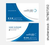 business card vector background | Shutterstock .eps vector #567807352