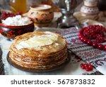 Traditional Ukrainian Or...